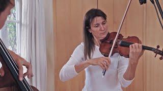 Viktoria Mullova & Misha Mullov-Abbado : Träumerei (Schumann)