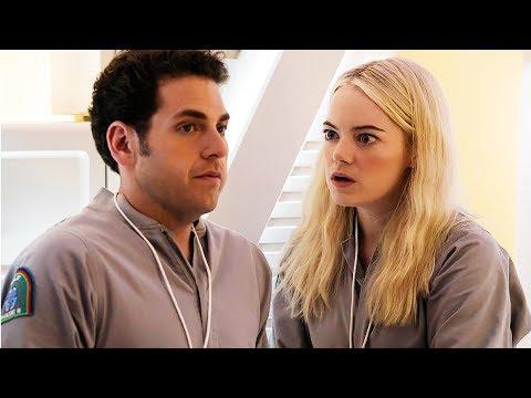 Маньяк (1 сезон) — Русский трейлер (2018) онлайн видео