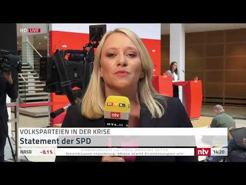 CDU und SPD analysieren die Ergebnisse der Wahlen in S ...