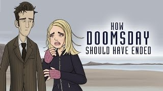 To celebrate Doctor Who Week, HISHE is going back to Bad Wolf Bay to address some unfinished dialog. Discuss the movie ...