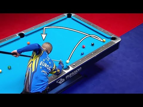 TOP 10 BEST SHOTS! Mosconi Cup 2017 (9 ball Pool)