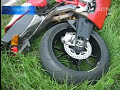 MotorkA!A� a nehoda ve 140km/h