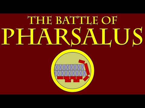 The Battle of Pharsalus - Historia Civilis
