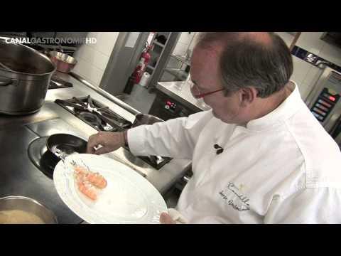 Serge Gouloumès sur Canal Gastronomie HD