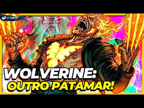 WOLVERINE RECEBE O PODER DA PHOENIX!