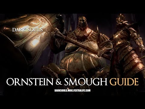 Ornstein and Smough Boss Guide - Dark Souls Remastered