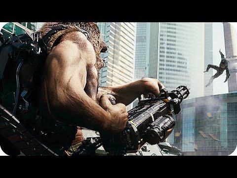 GUARDIANS US Trailer (2017) Russian Superhero Movie