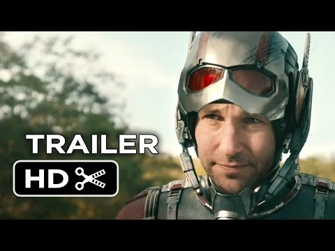 Ant-Man Official Trailer #1 (2015) – Paul Rudd, Evangeline Lilly Marvel Movie HD