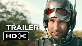 Nonton Ant Man Official Trailer  1  2015    Paul Rudd  Evangeline Lilly Marvel Movie Hd Film Subtitle Indonesia Streaming Movie Download