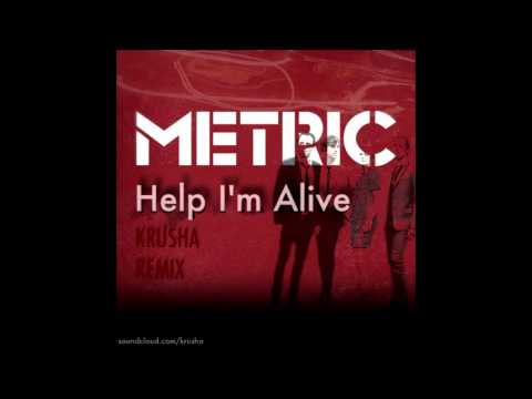 Metric - Help I'm Alive (Krusha Remix) [FREE MP3 - DUBSTEP] {HD}