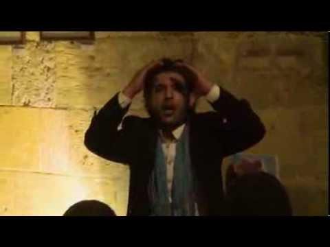 إلقاء شعري غنائي مع الشاعر سالم الشهباني وفرقة إيكاتو باند