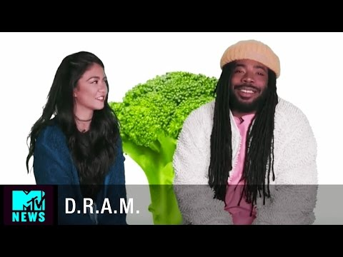 D.R.A.M. is Grammy Nominated for 'Broccoli' | Full Interview w/ Gaby Wilson | MTV News