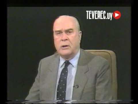 Partido Colorado Pacheco Habla a su Pueblo 1989 TV Spot Politica Uruguay TEVEREC
