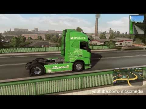 Volvo FH 2013 – Xbox One skin