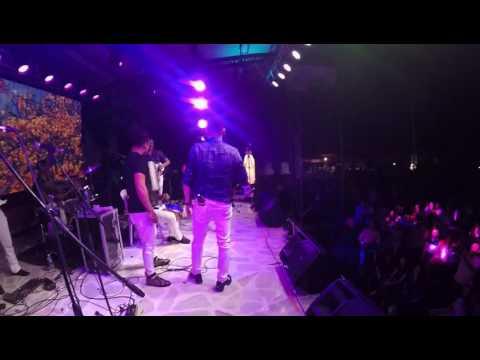 Kvrass Cantando Con Jorge Celed�n Kvrass Y Jorge Celedon