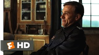 Nonton Inglourious Basterds  1 9  Movie Clip   The Jew Hunter  2009  Hd Film Subtitle Indonesia Streaming Movie Download