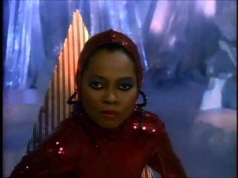 Diana Ross Pieces Of Ice - Wizboy Video Remix