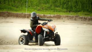 8. 2015 ATV Sport Overview