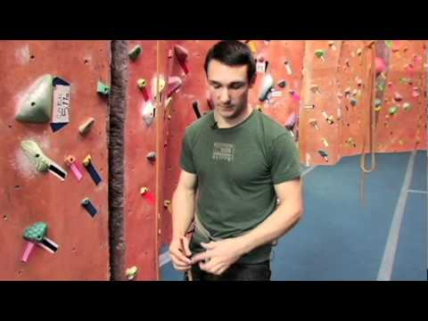 Rock Climbing for Beginners- Video 3- Being The Climber
