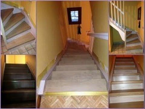 comment nettoyer escalier en bois vernis