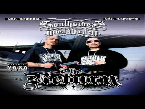 Mr. Capone-e & Mr. Criminal - Represent The Southern (New 2012)
