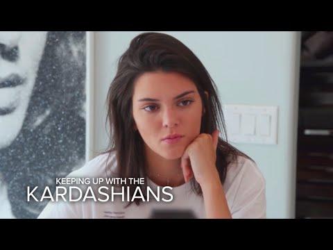 KUWTK | Kendall Jenner Reveals Sleep Paralysis Fear to Kris | E!