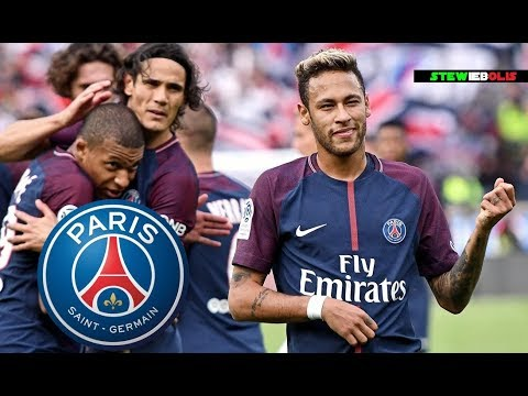 Neymar Jr ⚽ Goals & Skills ⚽ Paris Saint-Germain ⚽ 2017-2018 ⚽ HD #Neymar #PSG