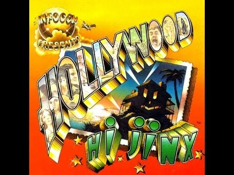 Hollywood Hijinx Amiga