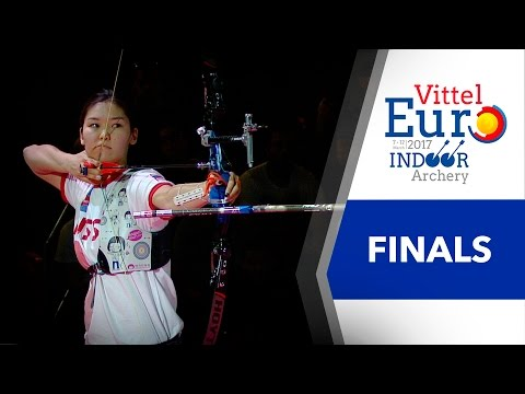 #Fanstream: Live Compound and Recurve Finals | European Indoor Championships – Vittel 2017