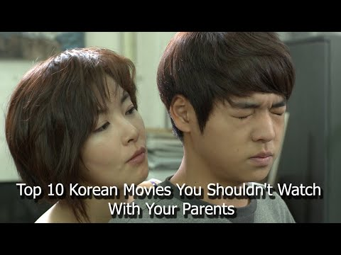 Top Korean Movies You Shouldn't Watch With Your Parents