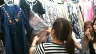 Shopping Bangkok At Platinum Wholesale Market