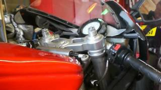 5. Ducati 999 with motolectric wiring system fitted