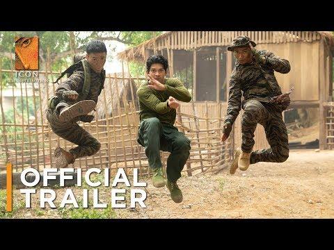 TRIPLE THREAT | Official Australian Trailer