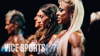 In 2015, the women's bodybuilding division was dropped from Ms. Olympia - marking the possible end of women's bodybuilding. The Wings of Strength organization stepped in and started the Rising Phoenix competition to give these women a platform to compete. In episode 2 of Swole, we follow pro-bodybuilder Helle Trevino as she prepares for this competition and talk to 8-time Ms. Olympia Lenda Murray and the founders of Wings of Strength about how they're pushing to keep the sport alive. Watch VICE Roundup in the VICE channel on go90. Head to go90.com to learn more and download the app.Subscribe to VICE Sports here: http://bit.ly/Subscribe-to-VICE-SportsCheck out VICE Sports for more: http://www.vicesports.comFollow VICE Sports here:Facebook: https://facebook.com/VICESportsTwitter: https://twitter.com/VICESportsInstagram: http://instagram.com/vicesportsMore videos from the VICE network: https://www.fb.com/vicevideo
