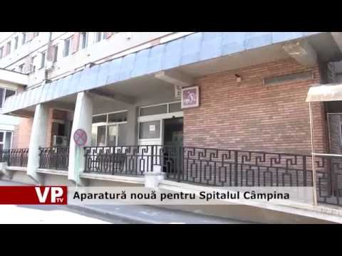 Aparatură nouă pentru Spitalul Câmpina