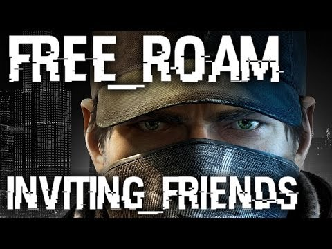 Invite - FOR PS4 AND XB1 ONLY. How to invite your friends to a Free Roam online multiplayer session in Watch Dogs! Just a quick little tutorial to help you out ;) Rem...