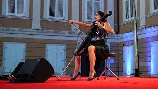 U subotu, 15. srpnja, na Trgu Riječke rezolucije nastupila je violončelistica Ana Rucner. Koncert je organiziran u sklopu...