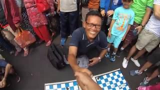 Video Mengalahkan Master Catur 3 langkah Skak Mat  Dibawah 1 Menit MP3, 3GP, MP4, WEBM, AVI, FLV Agustus 2017