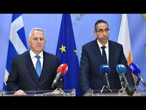 Κύπρος: Πρώτη επίσημη επίσκεψη για τον νέο υπουργό Άμυνας της Ελλάδας…