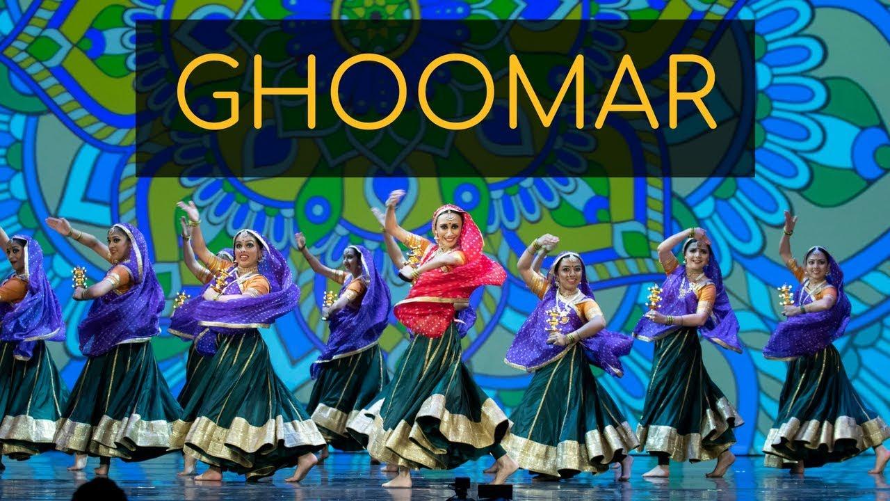 Ghoomar (Padmaavat, Deepika Padukone, Shahid Kapoor, Ranveer Singh) | Kruti Dance Academy