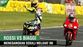 Video Menegangkan Valentino Rossi vs Max Biaggi Di Berbagai Sirkuit MotoGP Bikin Penonton Heboh MP3, 3GP, MP4, WEBM, AVI, FLV Oktober 2018