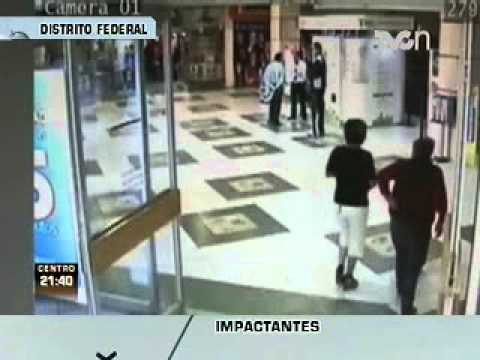 PGJDF muestra video del robo a camioneta de valores
