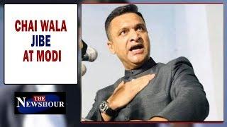 Akbaruddin Owaisi attacks PM Modi, calls him 'çhai wala' | The Newshour Debate (3rd December)