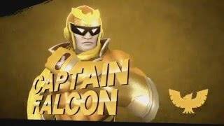 Friend of mine made a Captain Falcon montage.