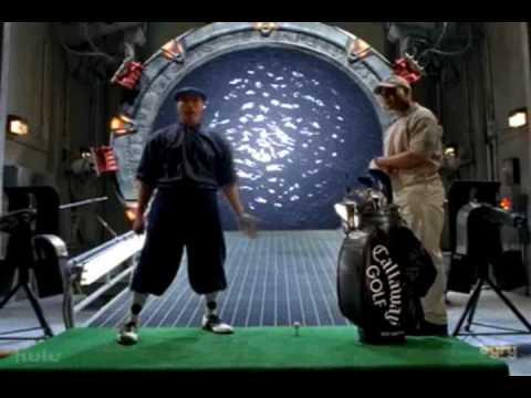 Stargate SG-1 Funny Moments 1