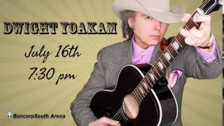 Dwight Yoakam @ BancorpSouth Arena, July 2017