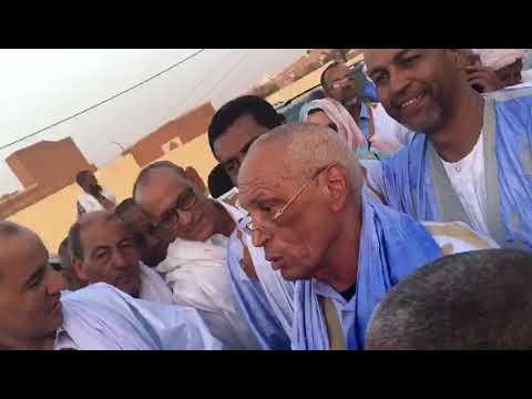 بالفيديو.. بون مختار يستعرض قواه السياسية في بتلميت