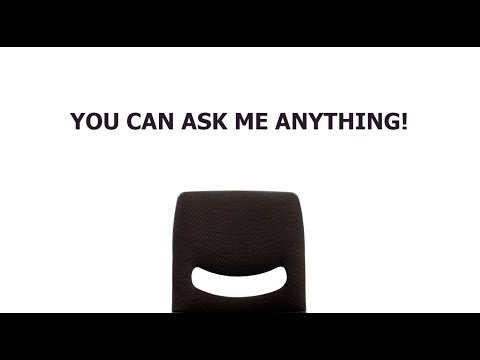 You Can Ask Me Anything!