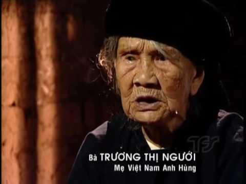 Mẹ Việt Nam Anh hùng Trương Thị Ngưới