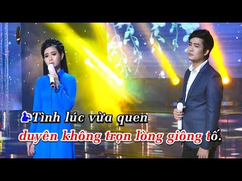 [Karaoke - Beat Gốc] Vì Lỡ Thương Nhau - Thiên Quang ft Quỳnh Trang - Thời lượng: 5 phút và 6 giây.